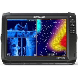 Lowrance HDS-12 Carbon zonder transducer