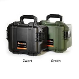 Jarocells LiFePO4 accu 12V / 50Ah Portable geel