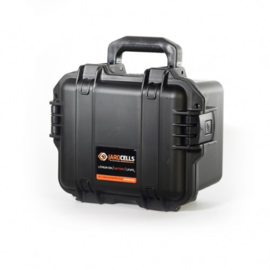 Jarocells LiFePO4 accu 12V / 50Ah Portable zwart