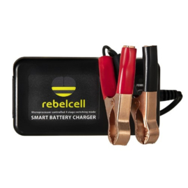 Rebelcell acculader 14,6V/3A voor Start