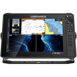 Lowrance HDS-12 LIVE ROW Active Imaging 3-IN-1