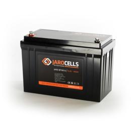 Jarocells LiFePO4 accu 12V / 100Ah