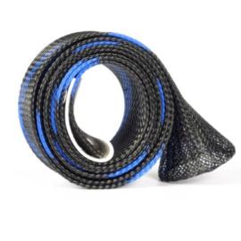 Hengel beschermer zwart/blauw