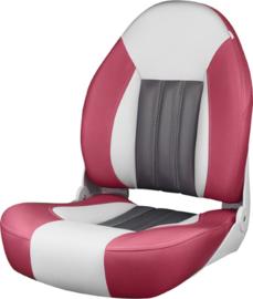 Tempress ProBax High-Back bootstoel braam/grijs/carbon