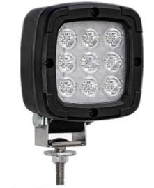 Werklamp LED 12-50V, 1300lm, IP68