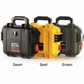 Jarocells LiFePO4 accu 12V / 20Ah Portable geel