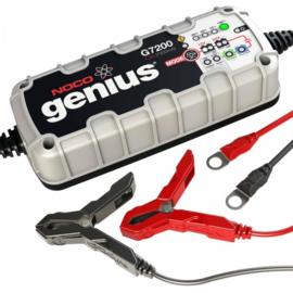 Noco Genius G7200.V2 EU acculader 12-24V/7,2A