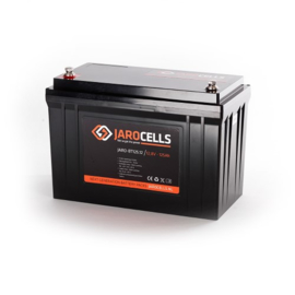 Jarocells LiFePO4 accu 12V / 125Ah