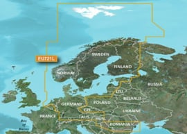 Garmin BlueChart G3 Vision - EU721L Northern Europe