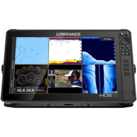 Lowrance HDS-16 LIVE ROW Active Imaging 3-IN-1