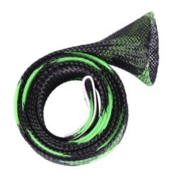 Hengel beschermer zwart/groen
