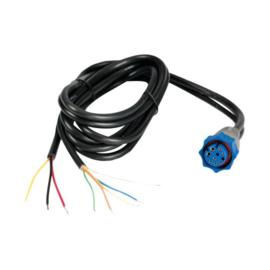 Lowrance voeding/NMEA0183 kabel