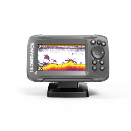 Lowrance Hook²-4x GPS Bullet