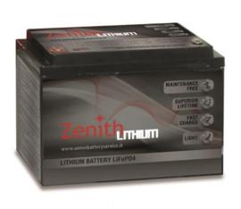 Zenith Lithium Accu 24V / 50Ah