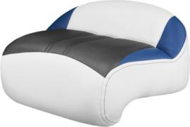 Tempress Pro Casting Seat wit/blauw/carbon