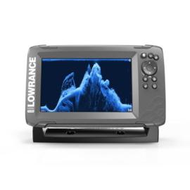Lowrance Hook²-7x GPS SplitShot
