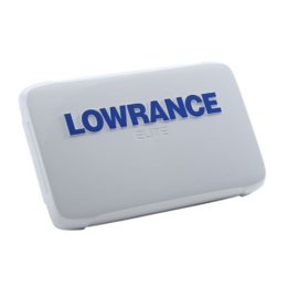 Lowrance Elite-9 Ti Suncover