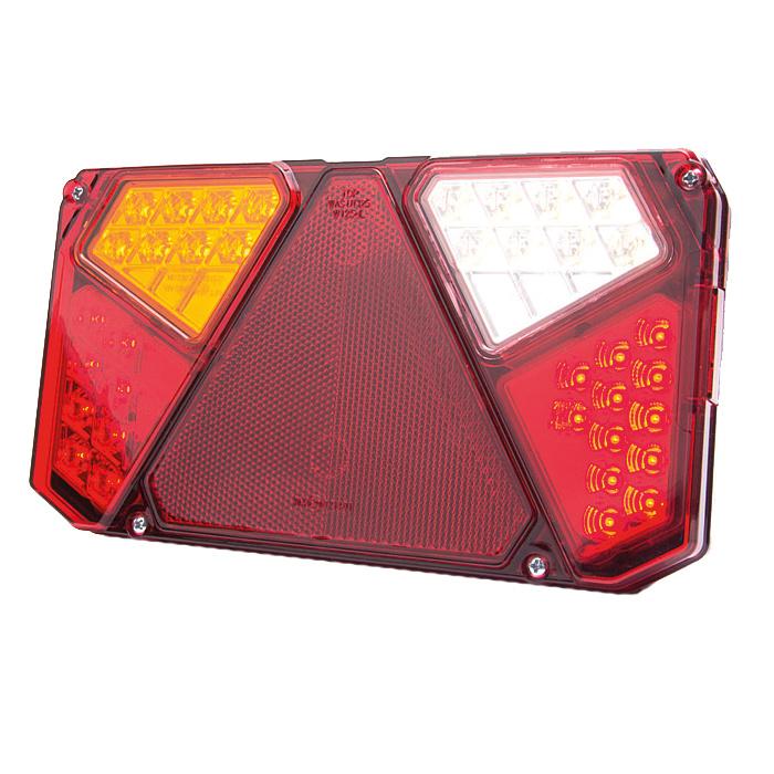LED achterlicht links
