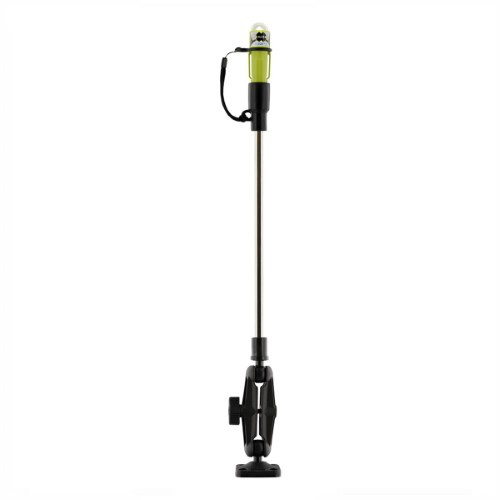 "Scotty 838 LED Sea-Light met 1"" ball mount"