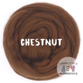 Round Blanket - CHESTNUT - Pre Order (2 - 6 weeks )