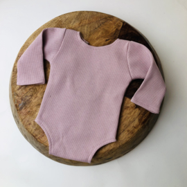 Newborn romper - Special - Old Pink