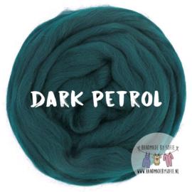Round Blanket - DARK PETROL - Pre Order (2 - 6 weeks )