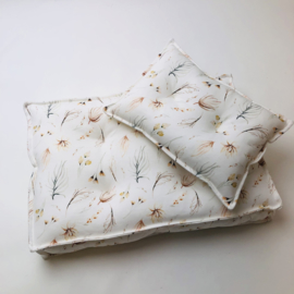 Mattress & Pillow - Flower Collection - BOHO