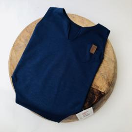 Romper  - Blue  - Size 74