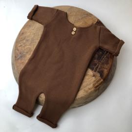 Newborn Onesie - Special - Brown
