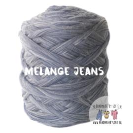 Round Blanket - MELANGE JEANS - Pre Order (2 - 6 weeks )