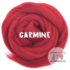 Round Blanket - CARMINE - Pre Order (2 - 6 weeks )
