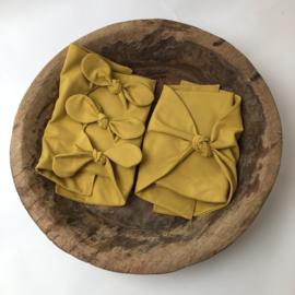 Bundle of Love Wrap - April Collection - Mustard