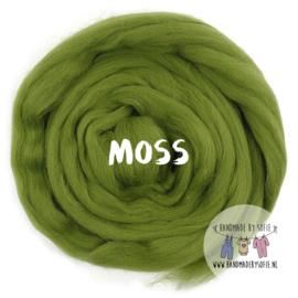 Round Blanket - MOSS - Pre Order (2 - 6 weeks )