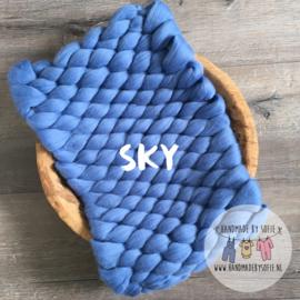 Bump Blanket - Sky - RTS