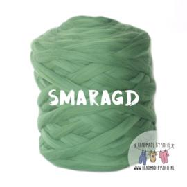Round Blanket - SMARAGD - Pre Order (2 - 6 weeks )