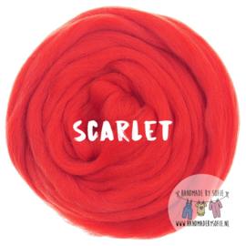 Round Blanket - SCARLET  - Pre Order (2 - 6 weeks )
