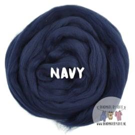 Round Blanket - NAVY -  Pre Order (2 - 6 weeks )