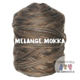 Round Blanket - MELANGE MOKKA - Pre Order (2 - 6 weeks )