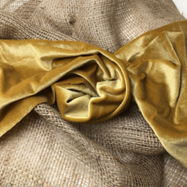 Wrap/ Layer - Velvet Collection - Gold