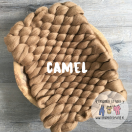 Bump Blanket - Camel - RTS