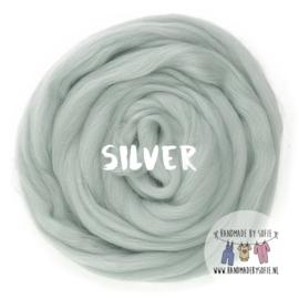 Round Blanket - SILVER - Pre Order (2 - 6 weeks )