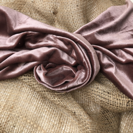 Wrap/ Layer - Velvet Collection - Old Pink