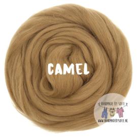 Round Blanket - CAMEL - Pre Order (2 - 6 weeks )