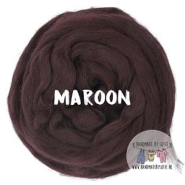 Round Blanket - MAROON  - Pre Order (2 - 6 weeks )