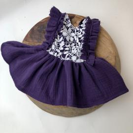 Newborn jurkje - purple