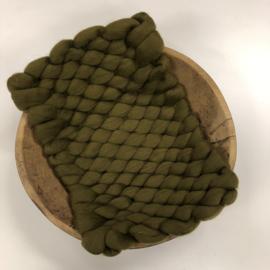 Bump Blanket - olive- RTS