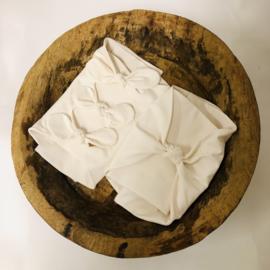 Bundle of Love Wrap - April Collection - Ecru