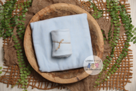 Luxury Collection - Stretch Backdrop - Baby Blue