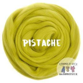 Round Blanket- PISTACHE - Pre Order (2 - 6 weeks )