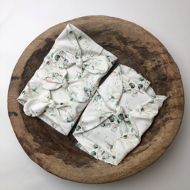 Bundle of Love Wrap - Flower Collection - Rose eucalyptus